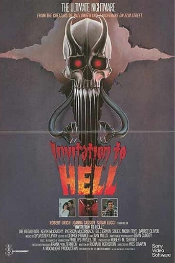 Poster of Invitation to Hell