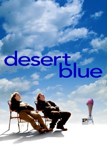 poster of Desert Blue