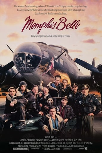 Memphis Belle (1990) - poster