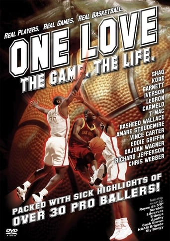 One Love Volume 1: The Game, The Life Movie Poster