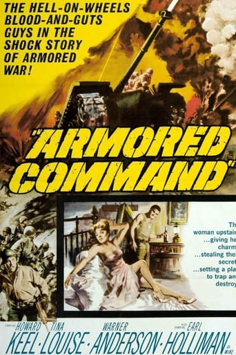 Watch Armored Command 1961 full online free