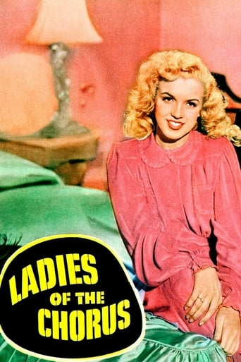 Poster of Ladies of the Chorus