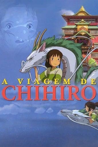 A Viagem de Chihiro - Poster