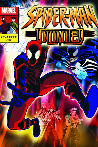Poster Spider-Man Unlimited