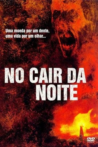 No Cair da Noite - Poster