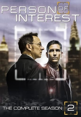 Judantis objektas / Person of Interest (2012) 2 Sezonas
