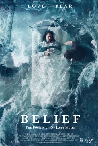 Belief: The Possession of Janet Moses poster