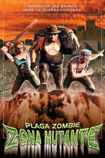Plaga zombie: zona mutante