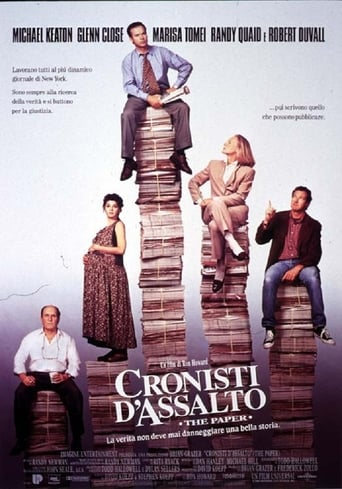 Poster of Cronisti d'assalto