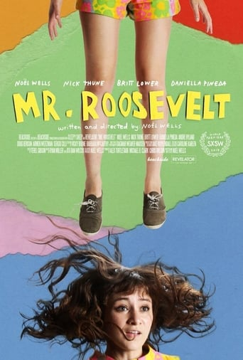 Poster of Mr. Roosevelt