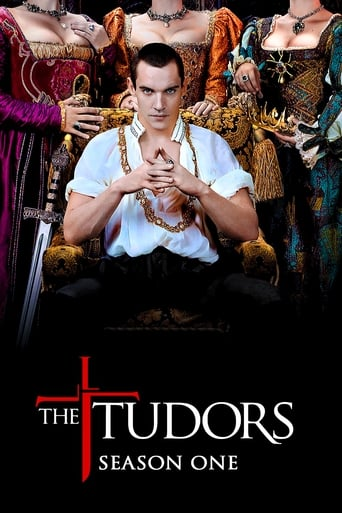 The Tudors 1ª Temporada - Poster