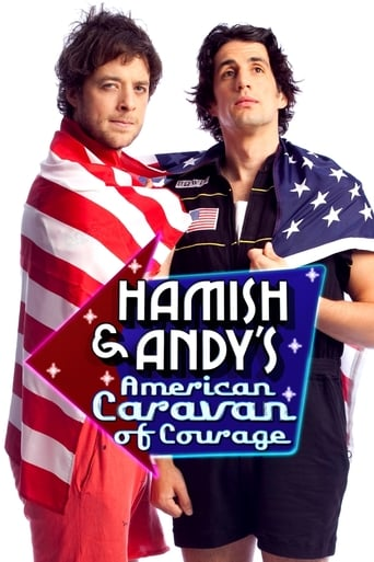 Hamish & Andy's American Caravan of Courage