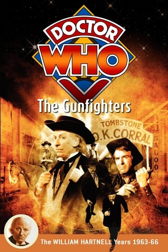 Poster of Doctor Who: The Gunfighters
