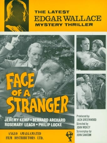 Poster of Face of a Stranger