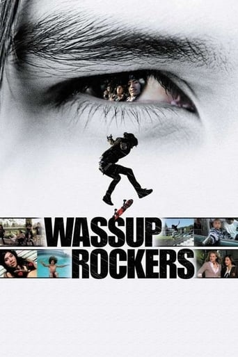 Poster of Wassup Rockers