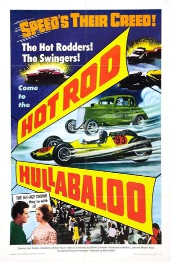 Poster of Hot Rod Hullabaloo