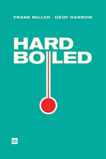 Poster of Hard Boiled fragman