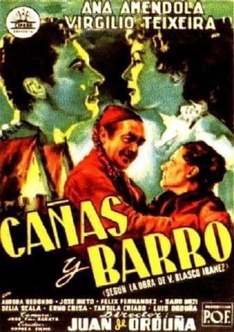 Poster of Cañas y barro