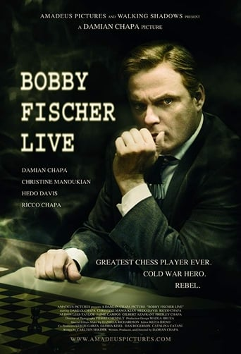 Poster of Bobby Fischer Live