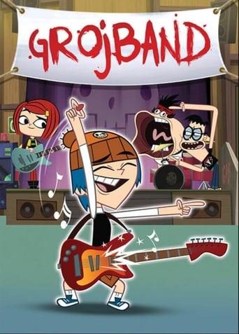 Grojband poster
