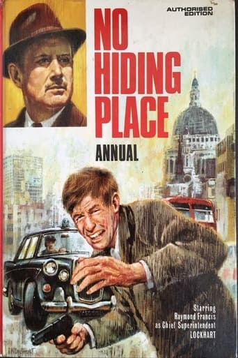 poster of No Hiding Place