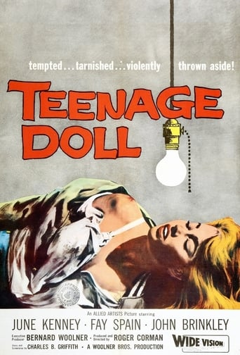 Poster of Teenage Doll