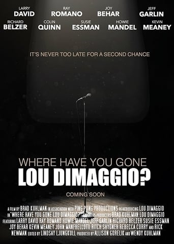 Poster of Where Have You Gone, Lou DiMaggio?