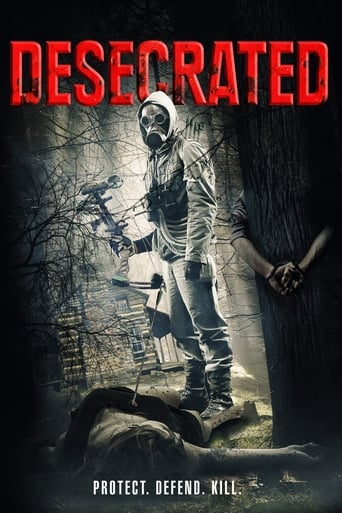 Poster of Desecrated