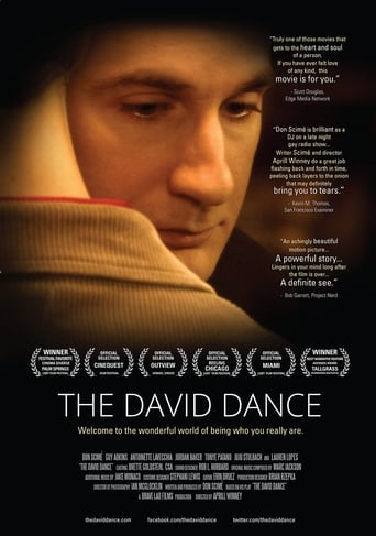 Poster of The David Dance
