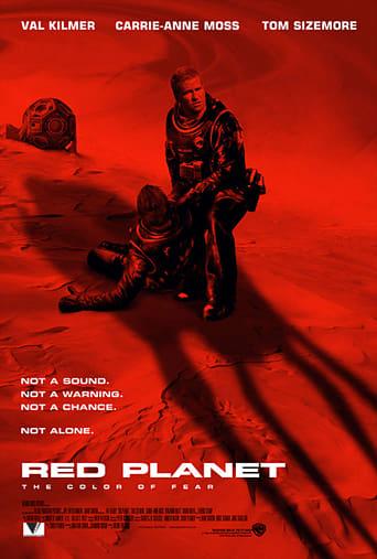 Planeta Vermelho - Poster