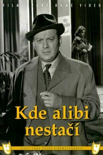 Poster of Kde alibi nestačí