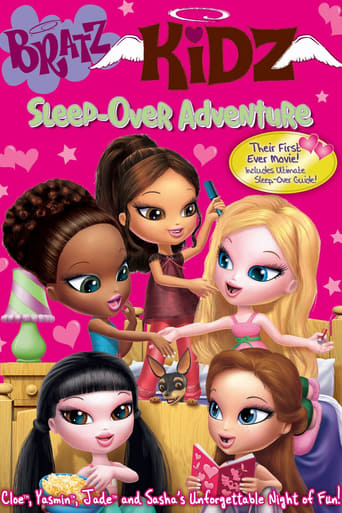 Poster of Bratz Kidz: Sleep-Over Adventure
