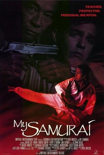 Poster of My Samurai