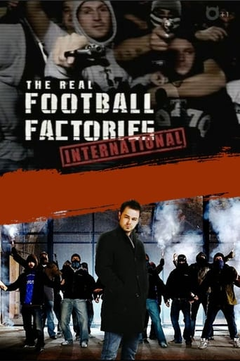 Poster of The Real Football Factories International