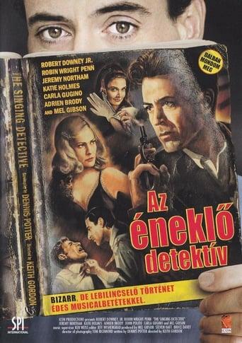 Poster of Az éneklő detektív