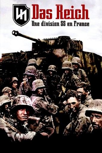 Poster of Das reich: una división SS en Francia
