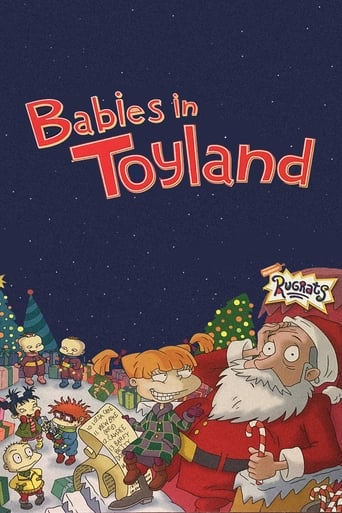 Poster of Rugrats: Babies in Toyland