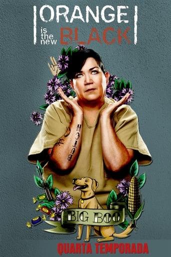 Orange Is the New Black 4ª Temporada - Poster