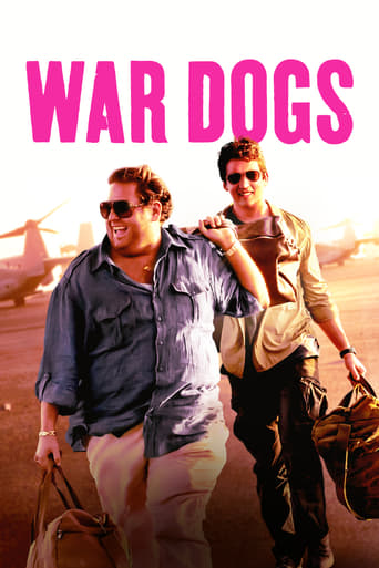 Poster of War Dogs