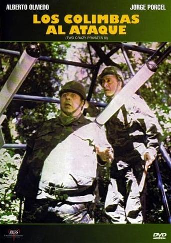 Poster of Los colimbas al ataque