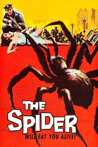 Poster of Earth vs. the Spider