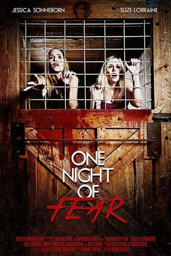 Poster of One Night of Fear