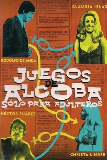 Poster of Juegos de alcoba