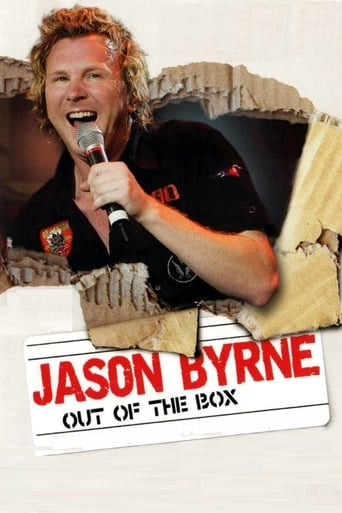 Jason Byrne: Out of the Box
