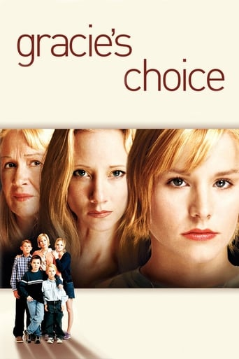 Poster of Gracie's Choice