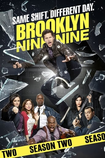 Bruklinas 99 / Brooklyn Nine-Nine (2014) 2 Sezonas