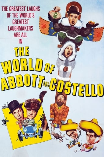 Watch The World of Abbott and Costello Free Movie Online
