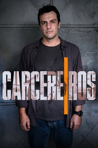 Carcereiros 3ª Temporada - Poster