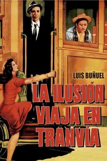 Die Illusion fährt mit der Straßenbahn