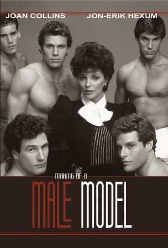 Poster of Making of a Male Model